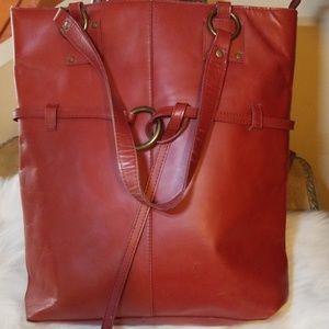 Hobo Luxe Handbag